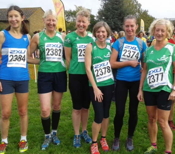 OR Ladies Cross Country 10 Oct 2015