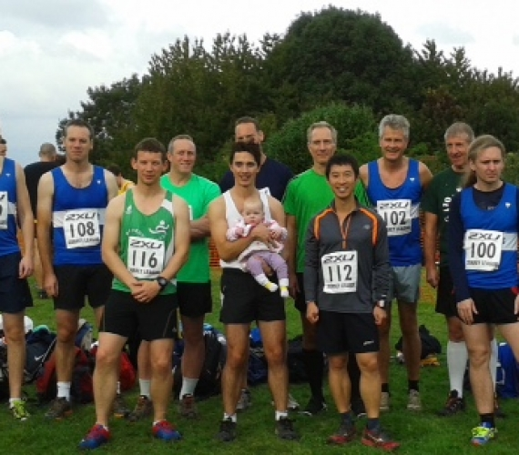 OR Mens Cross Country 10 Oct 2015